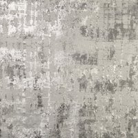 Aphrodite Curtain Fabric Sterling