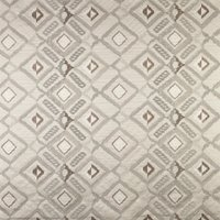 Zeus Curtain Fabric Sterling