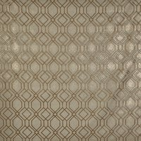 Othello Curtain Fabric Sienna