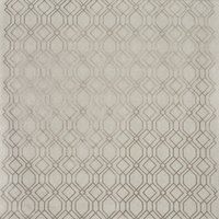 Othello Curtain Fabric Pewter