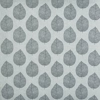 Sorano Curtain Fabric Carbon