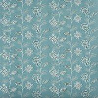Gypsy Curtain Fabric Teal