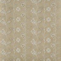 Gypsy Curtain Fabric Sandshell