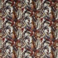 Bengal Tiger Digitally Printed Velvet Curtain Fabric Safari