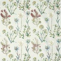 Allium Curtain Fabric Summer