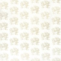 Starburst Sheer Extra Wide Curtain Fabric Oyster