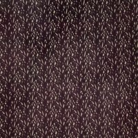 Arboretum Curtain Fabric Bilberry