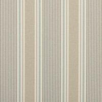 Sail Stripe Curtain Fabric Surf