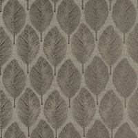 Acacia Curtain Fabric Taupe