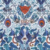 Emma Shipley Amazon Curtain Fabric Blue