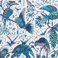 Emma Shipley Audubon Curtain Fabric Jungle