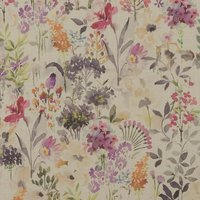 Aylesbury Curtain Fabric Heather