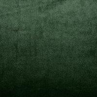 Bellisimo Velvet Curtain Fabric Green