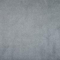 Bellisimo Velvet Curtain Fabric Dark Grey
