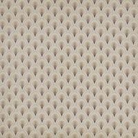 Camille Curtain Fabric Stone