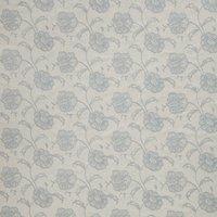 Chantilly Curtain Fabric Wedgewood