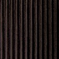 Rhythm Curtain Fabric Espresso