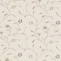 Mellor Curtain Fabric Natural