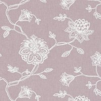 Whitewell Curtain Fabric Heather
