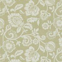 Eliza Curtain Fabric Sage
