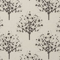 Bowood Curtain Fabric Nikel