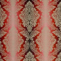 Ornato Curtain Fabric Cardinal