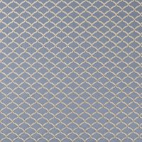 Reggio Curtain Fabric Chicory