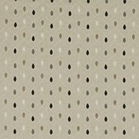 Healey Curtain Fabric Charcoal