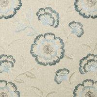 Richmond Curtain Fabric Denim