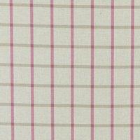 Aviemore Curtain Fabric Fuchsia