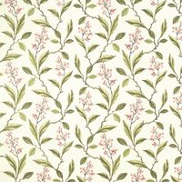 Melrose Curtain Fabric Pinkapple