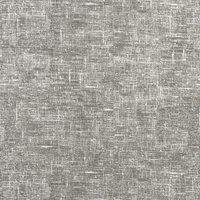 Linum Print Curtain Fabric Charcoal
