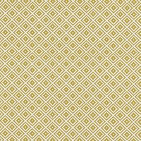 Kiki Curtain Fabric Ochre