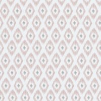 Zora Curtain Fabric Blush