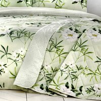 Florence Bedspread Green