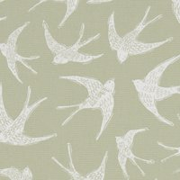 Fly Away Curtain Fabric Sage