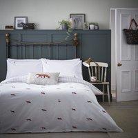 Sophie Allport Foxes Bedding Set Umber