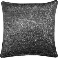 Halo Cushion Cover 17 x 17 Charcoal