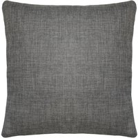 Harvard Cushion Cover 17 x 17 Grey