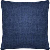 Harvard Cushion Cover 17 x 17 Navy