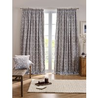 Juliette Ready Made Curtains Dove Grey