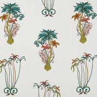 Emma Shipley Jungle Palms Curtain Fabric Jungle