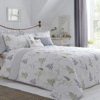 Linden Fern Bedspread Green