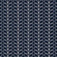 Orla Keily - Linear Stem Curtain Fabric Whale
