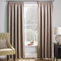 Matrix Ready Made Thermal Blockout Curtains Latte