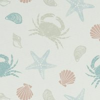 Offshore Curtain Fabric Pastel