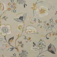 Samara Curtain Fabric Mineral