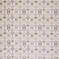 Sante Fe Curtain Fabric Tamarind