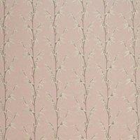 Sumi Curtain Fabric Blush