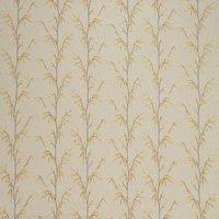 Sumi Curtain Fabric Saffron